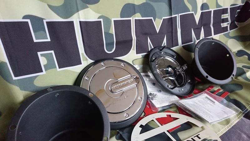 HUMMERBOX vous offre son Dépôt/Vente pour toutes vos pièces et accessoires Hummer 29133510