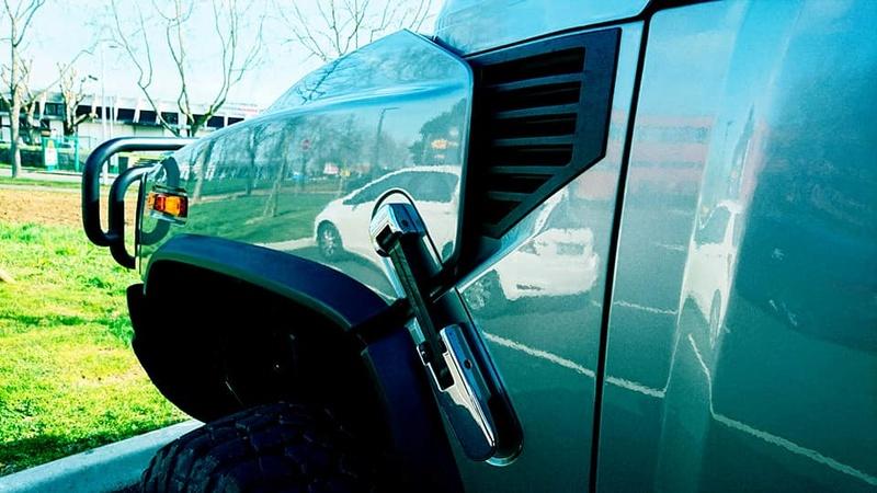 Grizou est arrivé ; Hummer H2 luxury greystone & sedona - Page 16 29468410