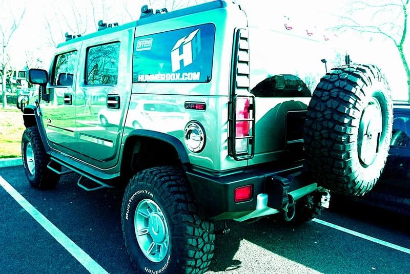 Grizou est arrivé ; Hummer H2 luxury greystone & sedona - Page 16 29496910