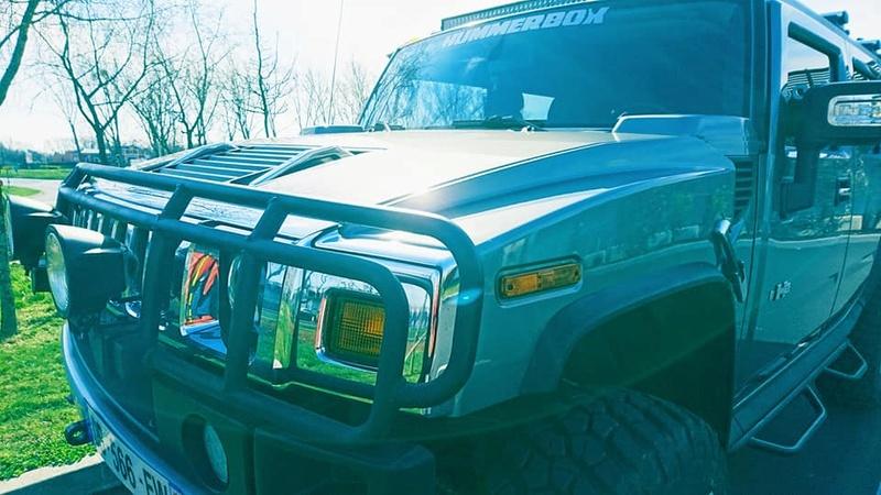 Grizou est arrivé ; Hummer H2 luxury greystone & sedona - Page 16 29541310