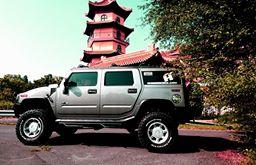 Grizou est arrivé ; Hummer H2 luxury greystone & sedona - Page 16 32754410