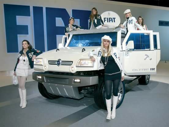 la réplique de FIAT contre le Hummer 33653310