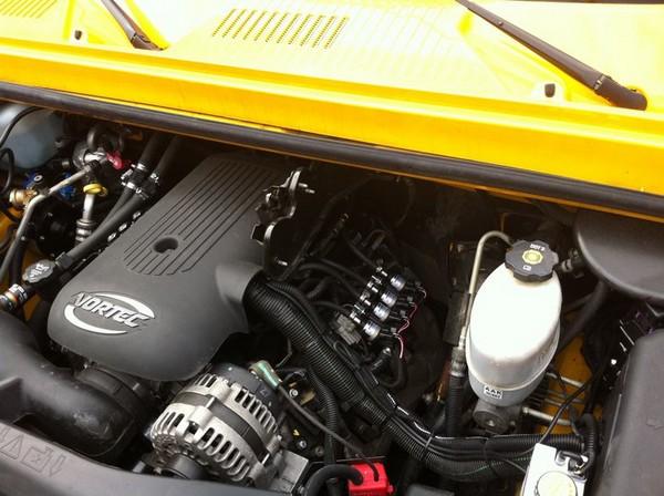 le Hummer et le GPL / LPG Hummer11