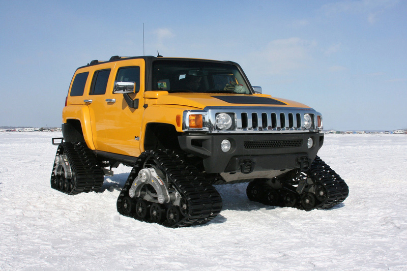 Winter hiver arrive alors Go pour notre Hummer !  S-l16011
