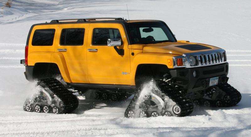 Winter hiver arrive alors Go pour notre Hummer !  S-l16012