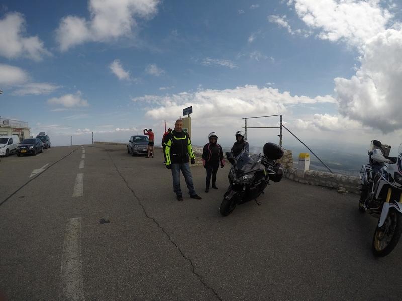 Le Mont Ventoux premiere escapade Gopr0112