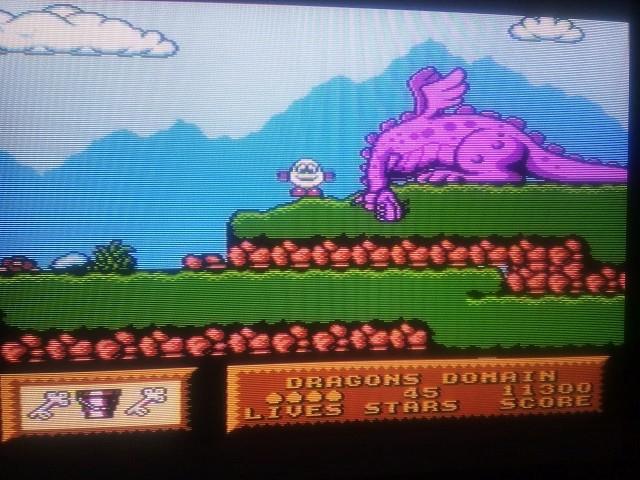 [NES] Mystery World Dizzy, la review 1010