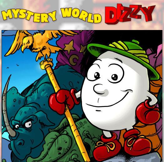 [NES] Mystery World Dizzy, la review 1110