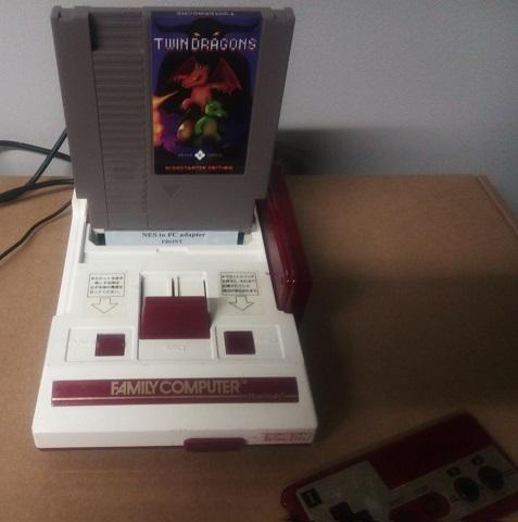 [NES] Twin Dragons, la review 113