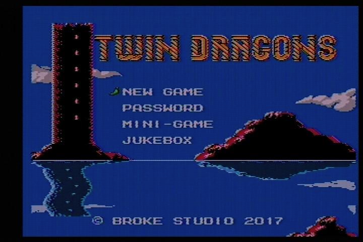 [NES] Twin Dragons, la review 2018-015