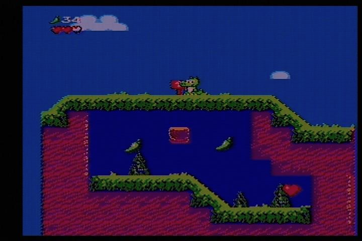 [NES] Twin Dragons, la review 2018-018