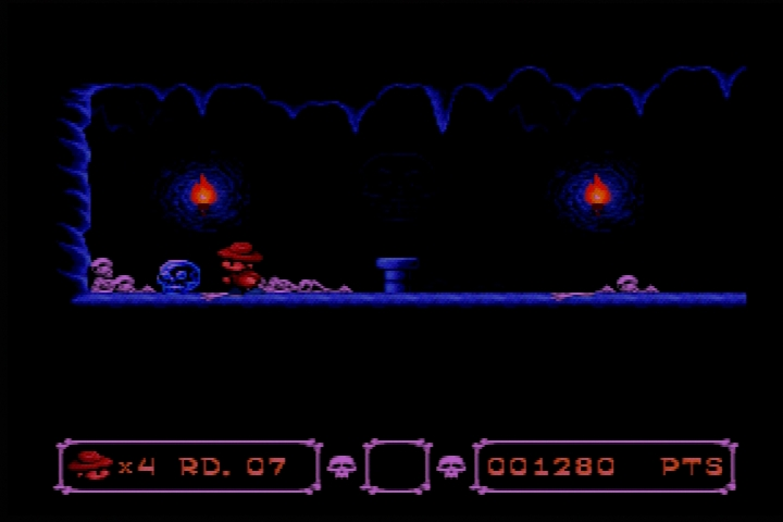 [SNES] Sydney Hunter & The Caverns Of Death, la review 2018-057