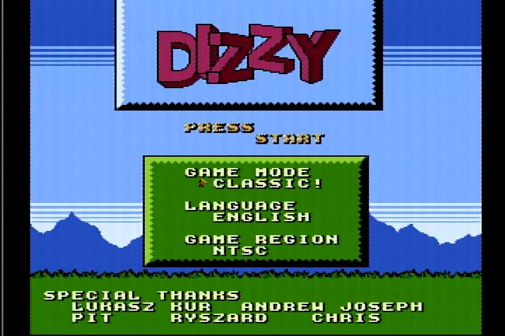 [NES] Mystery World Dizzy, la review 2018-059