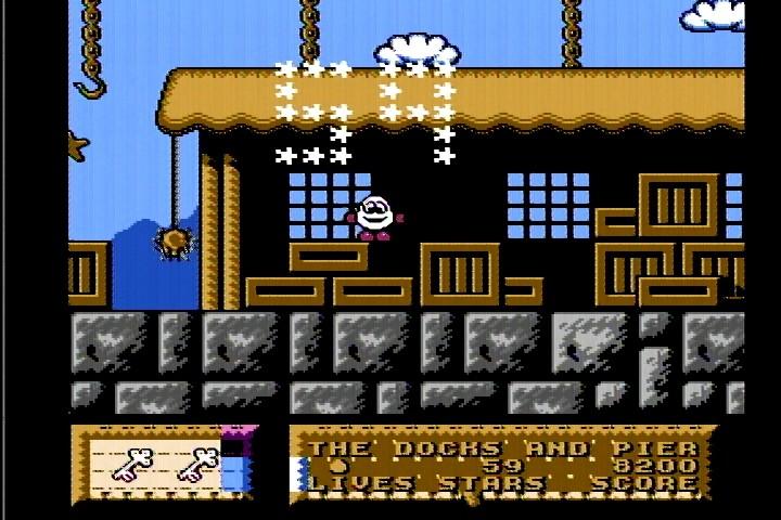 [NES] Mystery World Dizzy, la review 2018-060