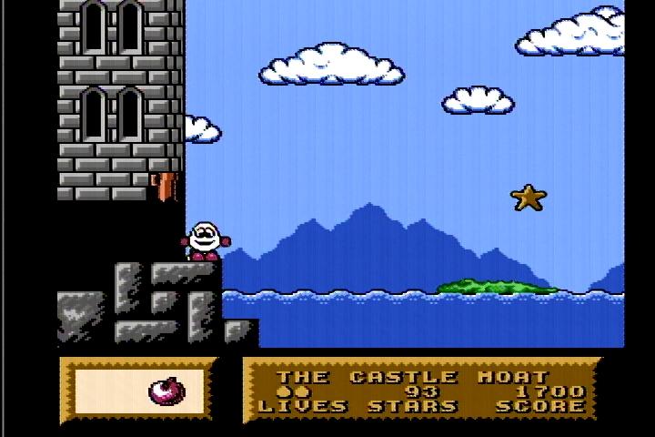 [NES] Mystery World Dizzy, la review 2018-061