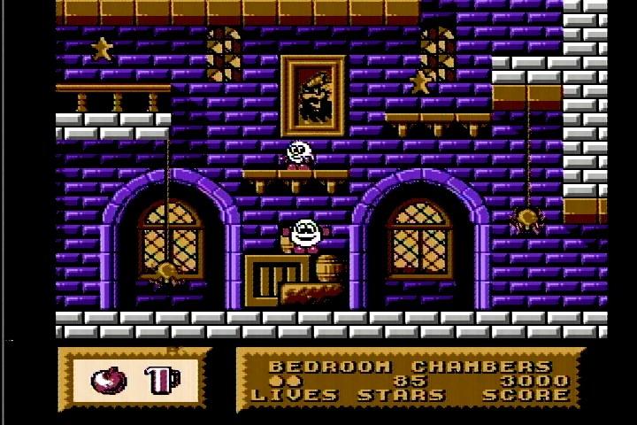 [NES] Mystery World Dizzy, la review 2018-062