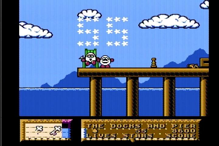 [NES] Mystery World Dizzy, la review 2018-063