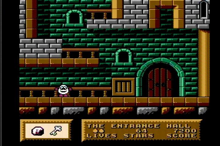 [NES] Mystery World Dizzy, la review 2018-064