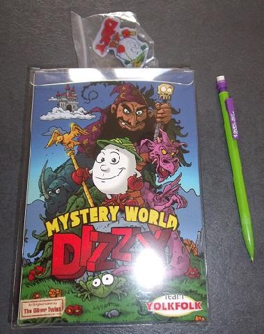 [NES] Mystery World Dizzy, la review 214