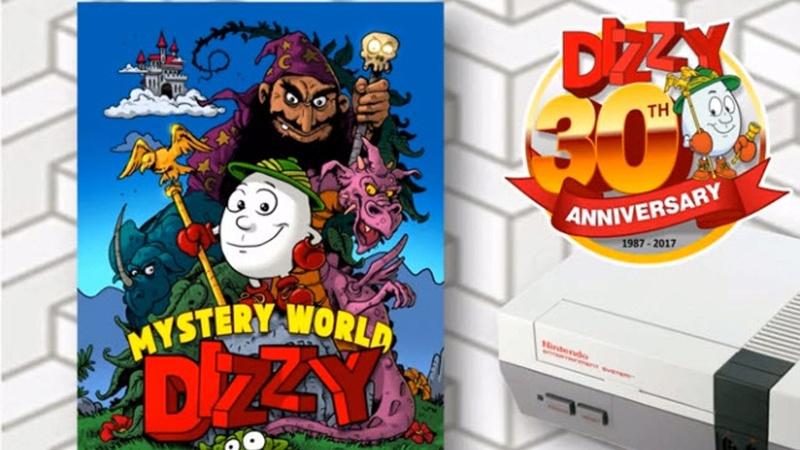 [NES] Mystery World Dizzy, la review 3010