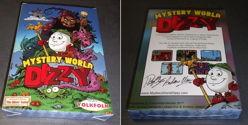 [NES] Mystery World Dizzy, la review 413