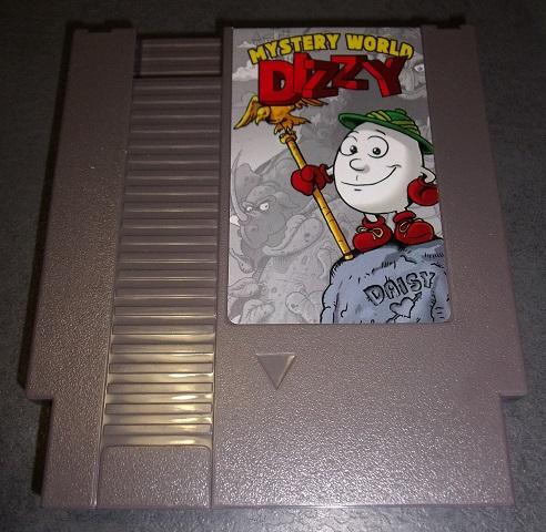 [NES] Mystery World Dizzy, la review 613