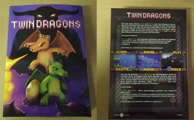 [NES] Twin Dragons, la review 711