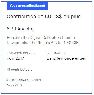 [NES] Noah's Ark, la review Apostl10