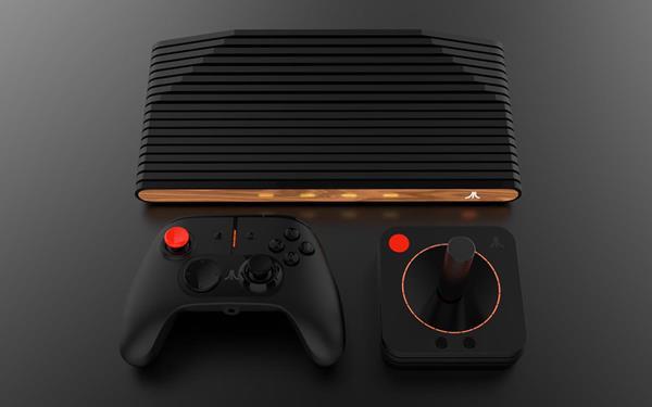 [Atari] Atari VCS  Atari-10