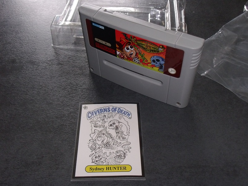[SNES] Sydney Hunter & The Caverns Of Death, la review Dscf8710