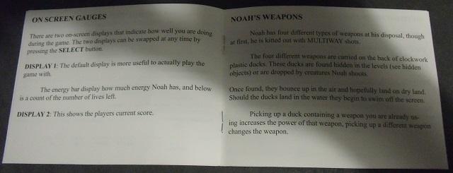 [NES] Noah's Ark, la review Neopi10