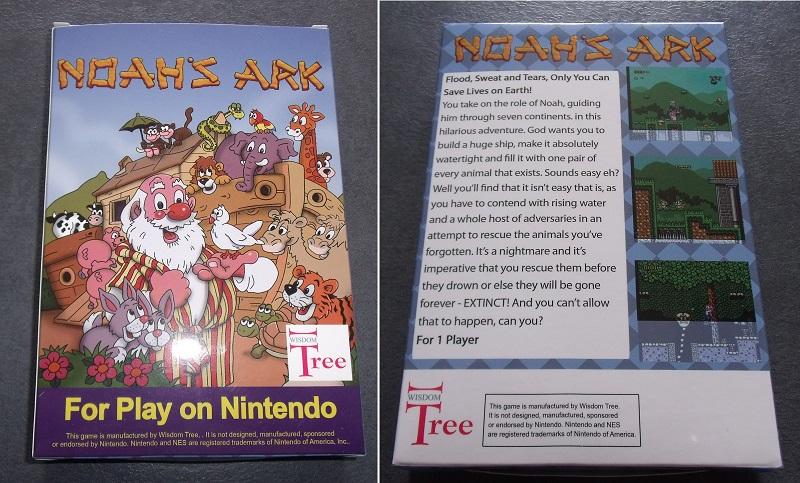 [NES] Noah's Ark, la review Noac10
