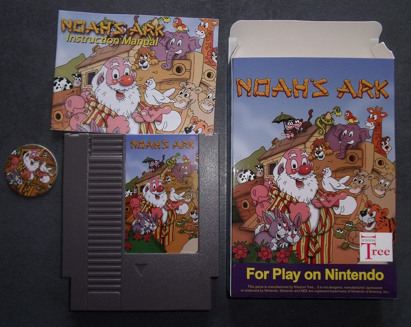 [NES] Noah's Ark, la review Noad10