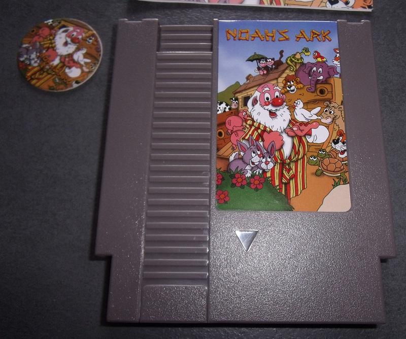 [NES] Noah's Ark, la review Noae10