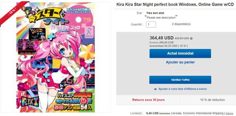 [FAMICOM] Kira Kira Star Night - la triple Review Prix11