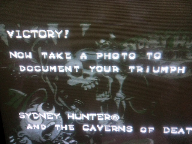 [SNES] Sydney Hunter & The Caverns Of Death, la review Sh-tri10