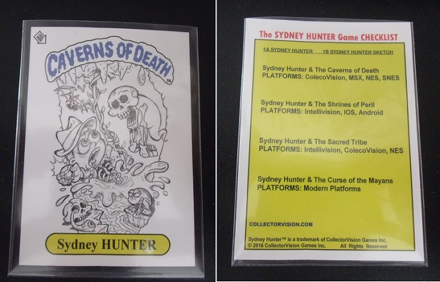 [SNES] Sydney Hunter & The Caverns Of Death, la review Sh610