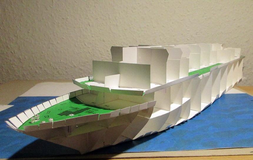 kong Harald, Willhemshavener Modell, 1 / 250, gebaut von Helmut Dully Img_2241