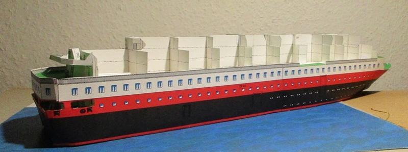 kong Harald, Willhemshavener Modell, 1 / 250, gebaut von Helmut Dully Img_2243