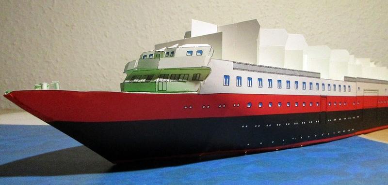 kong Harald, Willhemshavener Modell, 1 / 250, gebaut von Helmut Dully Img_2244