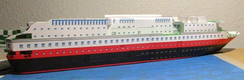 kong Harald, Willhemshavener Modell, 1 / 250, gebaut von Helmut Dully Img_2246