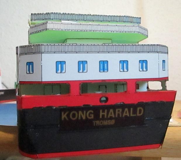 kong Harald, Willhemshavener Modell, 1 / 250, gebaut von Helmut Dully Img_2250