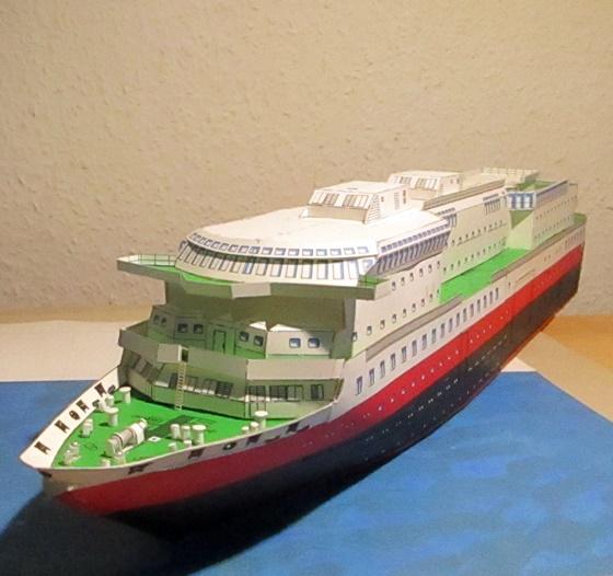 kong Harald, Willhemshavener Modell, 1 / 250, gebaut von Helmut Dully Img_2251