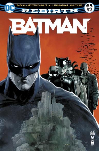 Batman Rebirth 5 octobre 2017 Batman10
