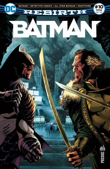 Batman Rebirth 10 mars 2018 Batman15