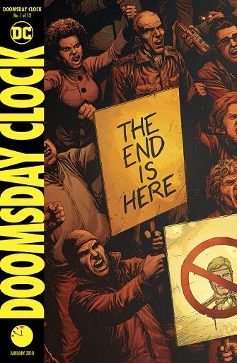 Doomsday Clock (the Watchmen)  2018-2019 Doomsd10