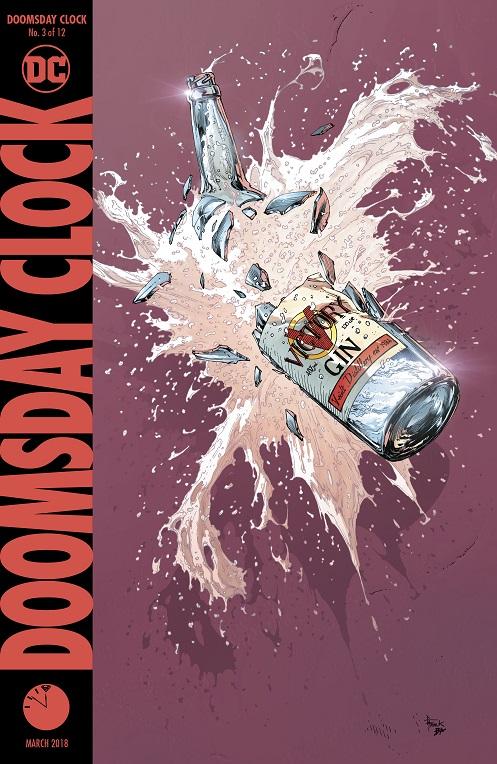 Doomsday Clock (the Watchmen)  2018-2019 Doomsd14