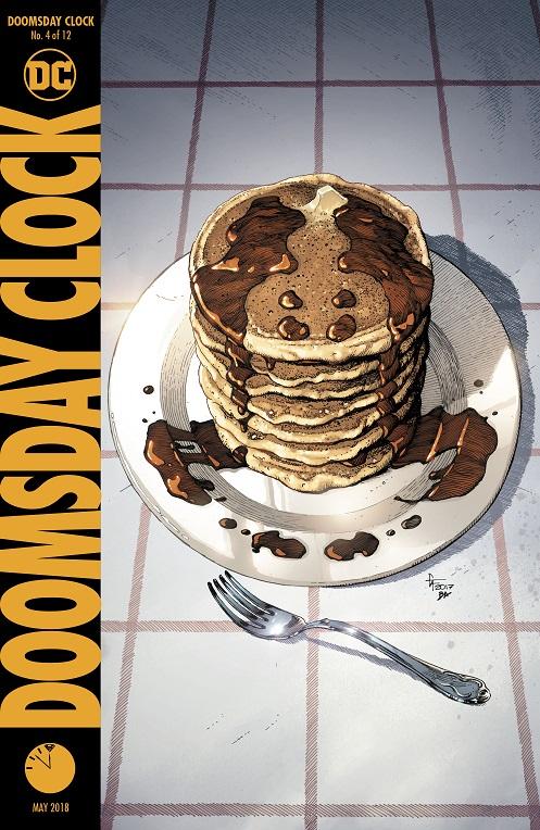 Doomsday Clock (the Watchmen)  2018-2019 Doomsd16