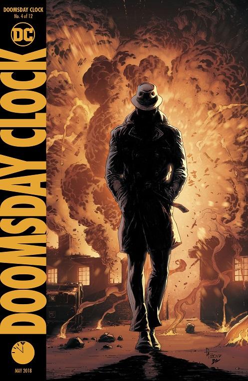 Doomsday Clock (the Watchmen)  2018-2019 Doomsd17