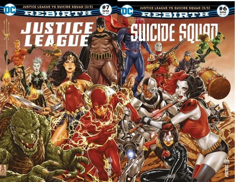 Suicide Squad Rebirth 6 decembre  2017 Justic15